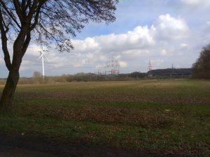 Umspannwerk am Stodtbrockweg in Roxel
