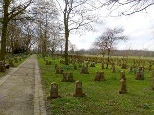 Kriegsgräberstätte Ehrenfriedhof Haus Spital in Nienberge