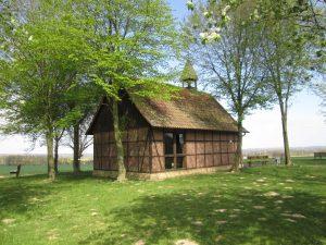 Die Bruder-Klaus-Kapelle in Havixbeck