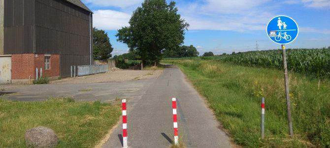 Ein Radweg ist ein Radweg, ist ein Radweg, ist kein Radweg