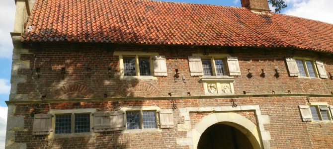 Haus Brock in Roxel: ein besonderes Denkmal, gerade weil vieles verschwunden ist