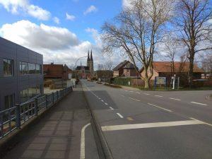 Wanderung Billerbeck - Baumberge, Roxel. 2. März 2020: Billerbeck