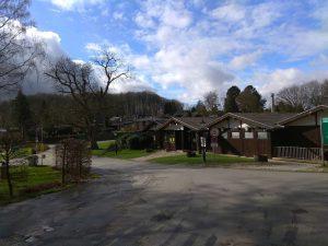 Wanderung Billerbeck - Baumberge, Roxel. 2. März 2020: Ferienpark Baumberge