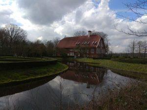Haus Rüschhaus in Nienberge