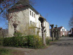 Im Ortszentrum von Hohenholte