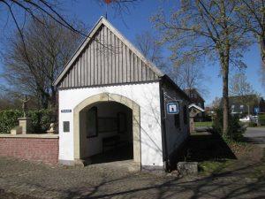 Altes Feuerwehrhaus von Hohenholte