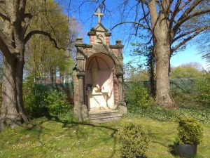 Wegekapelle an der Tilbecker Straße in Roxel